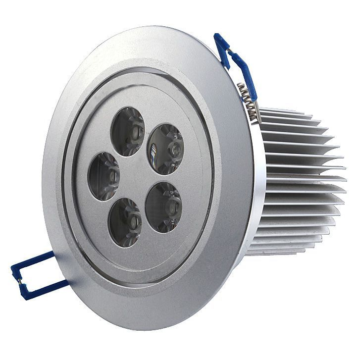 5 watt recessed LED downlight
