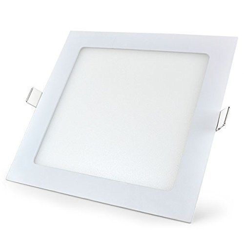 Warm LED panel light