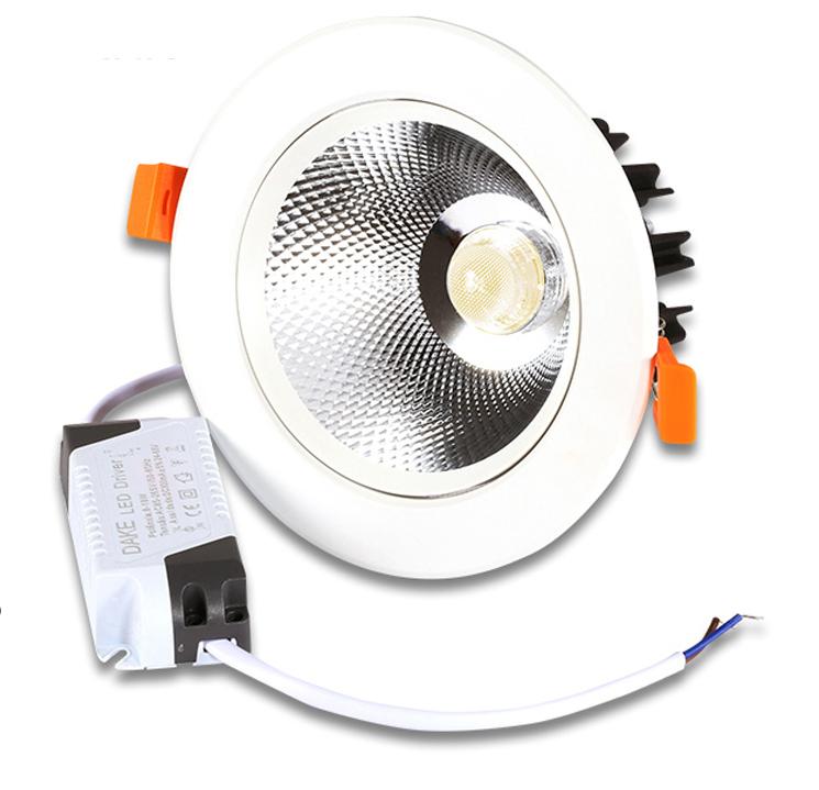 LED Round Spotlight 15W
